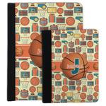 Basketball Padfolio Clipboard (Personalized)