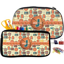 Basketball Pencil / School Supplies Bag (Personalized)