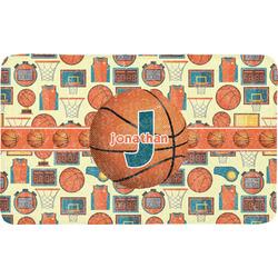 Basketball Bath Mat (Personalized)