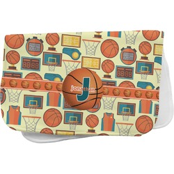 Basketball Burp Cloth (Personalized)
