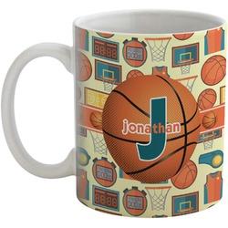 Basketball Coffee Mug (Personalized)