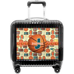 Basketball Pilot / Flight Suitcase (Personalized)