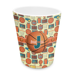 Basketball Plastic Tumbler 6oz (Personalized)