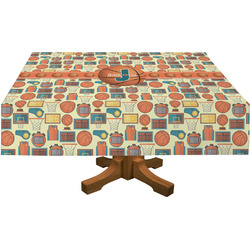 Basketball Tablecloth (Personalized)