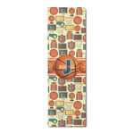 Basketball Runner Rug - 3.66'x8' (Personalized)