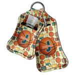 Basketball Hand Sanitizer & Keychain Holder (Personalized)
