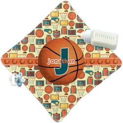 Basketball Security Blanket (Personalized)