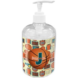 Basketball Soap / Lotion Dispenser (Personalized)