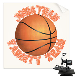 Basketball Sublimation Transfer (Personalized)
