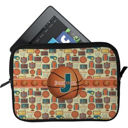 Basketball Tablet Case / Sleeve (Personalized)