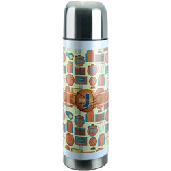 Basketball Stainless Steel Thermos (Personalized)