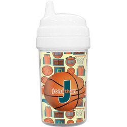 Basketball Toddler Sippy Cup (Personalized)