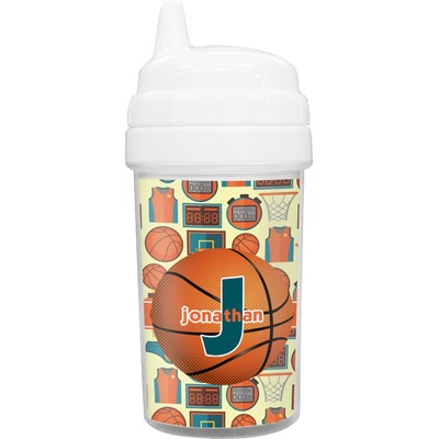 Basketball Sippy Cup (Personalized)