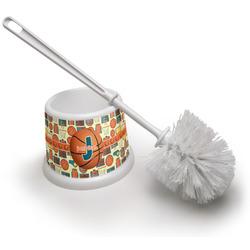 Basketball Toilet Brush (Personalized)