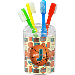 Basketball Toothbrush Holder (Personalized)