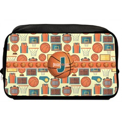 Basketball Toiletry Bag / Dopp Kit (Personalized)