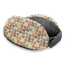 Basketball Travel Neck Pillow (Personalized)