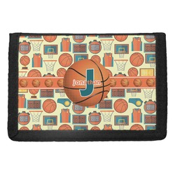 Basketball Trifold Wallet (Personalized)