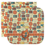 Basketball Facecloth / Wash Cloth (Personalized)