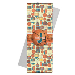 Basketball Yoga Mat Towel (Personalized)