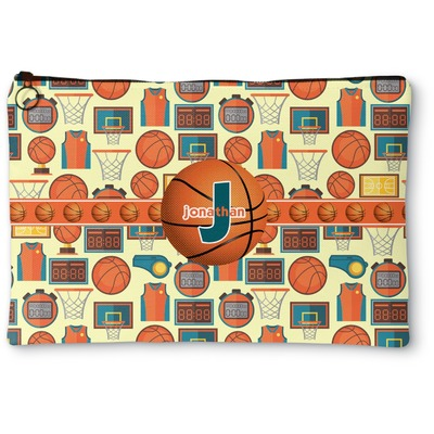 Basketball Zipper Pouch (Personalized)