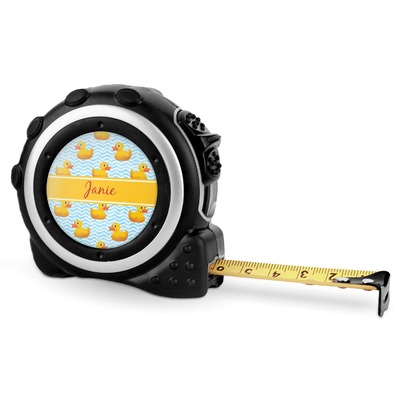 Rubber Duckie Tape Measure - 16 Ft (Personalized)
