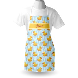 Rubber Duckie Apron (Personalized)