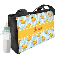 Rubber Duckie Diaper Bag (Personalized)
