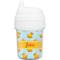 Rubber Duckie Baby Sippy Cup (Personalized)