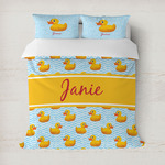 Rubber Duckie Duvet Covers (Personalized)