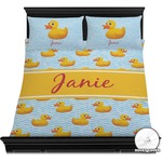 Rubber Duckie Duvet Cover Set (Personalized)