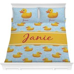 Rubber Duckie Comforter Set (Personalized)