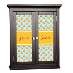 Rubber Duckie Cabinet Decal - Custom Size (Personalized)
