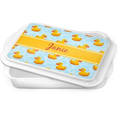 Rubber Duckie Cake Pan (Personalized)
