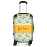 Rubber Duckie Suitcase (Personalized)