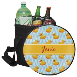 Rubber Duckie Collapsible Cooler & Seat (Personalized)