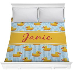 Rubber Duckie Comforter (Personalized)