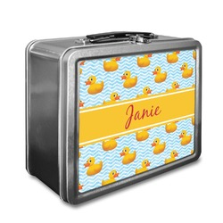 Rubber Duckie Lunch Box (Personalized)