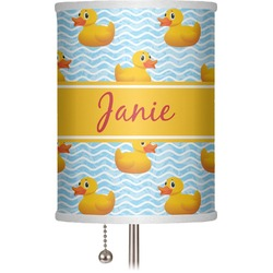 "Rubber Duckie 7"" Drum Lamp Shade (Personalized)"