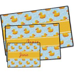 Rubber Duckie Door Mat (Personalized)