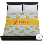 Rubber Duckie Duvet Cover (Personalized)