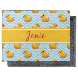 Rubber Duckie Microfiber Screen Cleaner (Personalized)