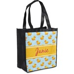 Rubber Duckie Grocery Bag (Personalized)