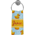 Rubber Duckie Hand Towel - Full Print (Personalized)