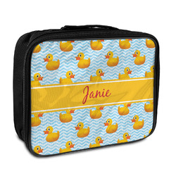 Rubber Duckie Insulated Lunch Bag (Personalized)
