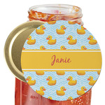 Rubber Duckie Jar Opener (Personalized)