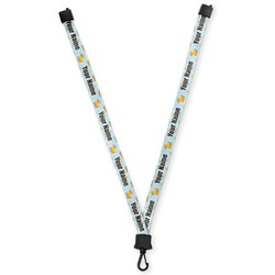 Rubber Duckie Lanyard (Personalized)