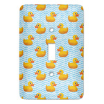 Rubber Duckie Light Switch Covers - Multiple Toggle Options Available (Personalized)