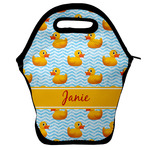 Rubber Duckie Lunch Bag w/ Name or Text