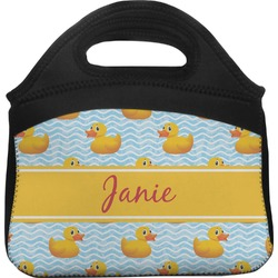Rubber Duckie Lunch Tote (Personalized)